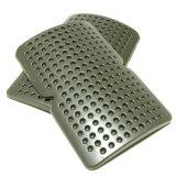 Rodilla personalizado parches para pantalones de trabajo con los agujeros de troquelado