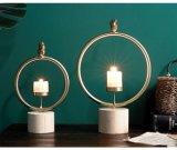 Style Morder chandeliers en métal pour la décoration d'accueil