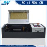 Téléphone mobile Machine de découpe laser Membrance hacheur/Graveur/marqueur/feuilles pour 9h/TPU