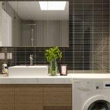 Gladde of Matte Witte Tegels voor Decoratie, Keuken en Badkamers met de Lange Tegels van het Eetstokje