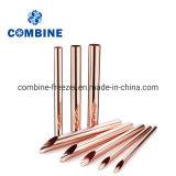 R220 H80 Tube de cuivre droites Astmb280/B88 FR1057