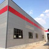 Fabriqué en métal Bâtiment H Structure en acier Matériaux de construction de l'entrepôt