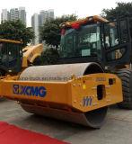 XCMG Xs263j 26 tonnellate singolo rullo compressore manuale di rullo del timpano/di Statict