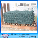 Fabricante profissional Heavy Mesh Stainless Steel Hexagonal Gabion Mesh