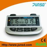 Reloj profesional del ajedrez de 13 del contador de tiempo Digitaces de la regla (JS-211A)