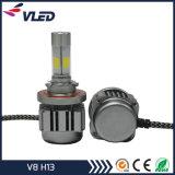 Nouveau design de qualité supérieure 36W 4000lm H13 V8 Projecteur à LED