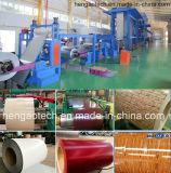 Лакировочная машина цвета катушек прокладки стального листа и линия, линия цвета Prepainting для PPGI