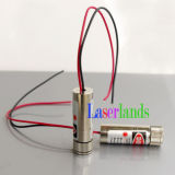 Laser Module di Focusable Glass Lens 650nm 5mw Red Line