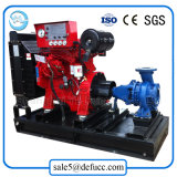 Dieselmotor voor De Pomp die van de Brandbestrijding en van de Irrigatie wordt geplaatst
