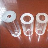 Pipe acrylique de plexiglass de tube acrylique clair