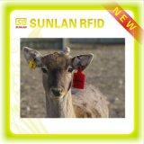 Собак/овец ухо идентификационные метки для отслеживания животных