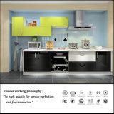 Alto armadio da cucina lucido UV moderno (ZH14)