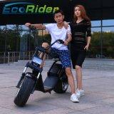 2017 Mais novo produto Ecorider City Coco Scooter elétrico com duplo assento