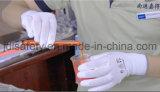 Ce одобрил перчатку 18 изготовлений калибров с окунать PU (PN8003-18)
