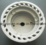 L'aluminium de moulage mécanique sous pression pour le bassin de la Cuvette-Chaleur de lampe avec le GV,