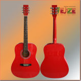 All Linder Plywood Acoustic Guitar
