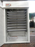 1408 Oeufs CE approuvé entièrement automatique incubateur d'oeufs de poulet (KP-13)
