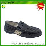 Venta caliente últimos diseños de zapatos para niño