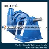 Heavy Duty résistant à l'usure de gravier sable de dragage de la pompe centrifuge