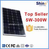 Hot Sale 100W Panneau solaire monocristallin
