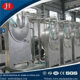 Usine de fécule de pommes de terre séparant le tamis de centrifugeuse de fibre pour l'amidon