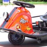 Nueva vespa eléctrica del retroceso de la batería de plomo de Kart de la deriva 2017