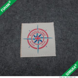 Nueva Stype Cliente Etiqueta de tejido de raso