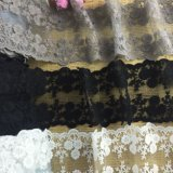 Высокое качество красочные кружева ячеистой сети для волос Аксессуары и украшения