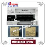 Imprimante vidéo couleur pour l'impression des images d'échographie Doppler couleur, endoscopes, Imprimante graphique vidéo pour le système à ultrasons, processeur de copie vidéo Mitsubishi CP31W