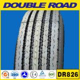 Heller LKW-Gummireifen-Lieferanten doppelte des Straßen-Marken-Radial-LKW-Reifen-825r16 750r16 700r16 nach Afrika