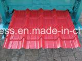 Gute QualitätsMatel Dach-Panel-Maschinen-Verbindung versteckte Dach-Panel-Rolle, die Maschine bildet
