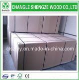 Hot Sale Plain 1830 * 2440 * 16mm Flake Board / Panneaux de particules / particules