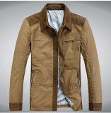 El hombre casual chaqueta Softshell (J007)