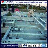 Селитебная стальная структура строя Multi этаж