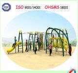 Equipo de entrenamiento de la gimnasia de los niños