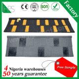 Камня стального листа строительного материала листа толя плитки толя Corrugated Coated
