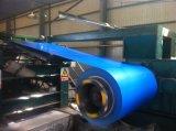 0.45*1250mm SGCC PPGI Prepainted гальванизированная стальная катушка