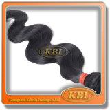 新しい来るブラジルのRemyの漆黒の毛