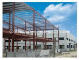 波形の鉄骨構造の建物(DG3-046)