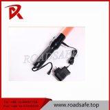indicatore luminoso infiammante ricaricabile del bastone della polizia del bastone LED di traffico di 54cm