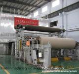 Gewölbte mittlere Papierherstellung-Hochgeschwindigkeitsmaschine