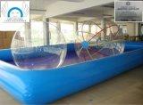 水ゲーム(PL-002)のための膨脹可能なプール