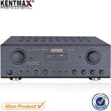 La AV-602 fábrica OEM Karaoke amplificador estéreo con USB SD