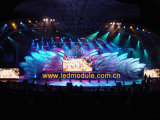HD Indoor Full Color Rental LED Screen