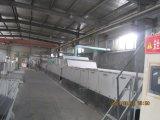 Feuille ondulée de toit de FRP, panneaux ondulés de toit de fibre de verre