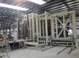 Cadena de producción media del panel de fibras de madera de la densidad