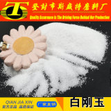 工場価格の販売のための白い溶かされたアルミナの鋼玉石