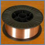 Проводы заварки материала Er70s-6 MIG низкоуглеродистой стали 0.8mm-2.0mm