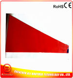 calefator elétrico industrial da borracha de silicone do cobertor de aquecimento de 250*2000*1.5mm