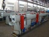 A produção de tubos PE linha de extrusão